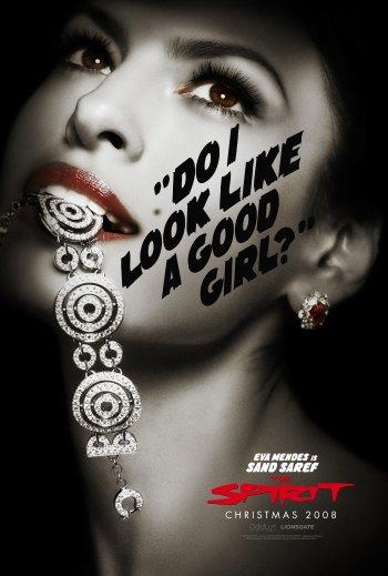 The Spirit Poster - Eva Mendes