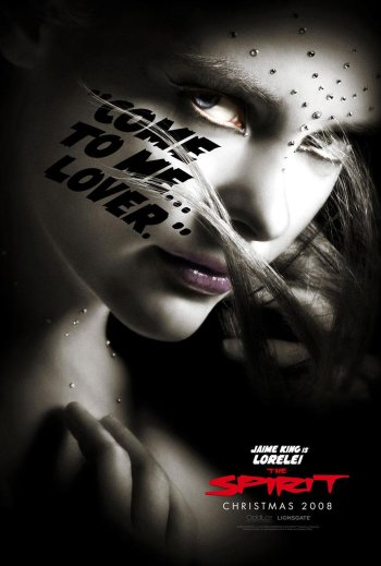 The Spirit Poster - Jaime
