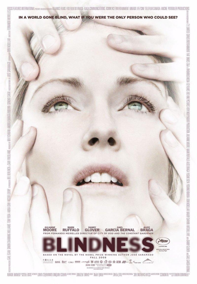 Risultati immagini per blindness movie poster