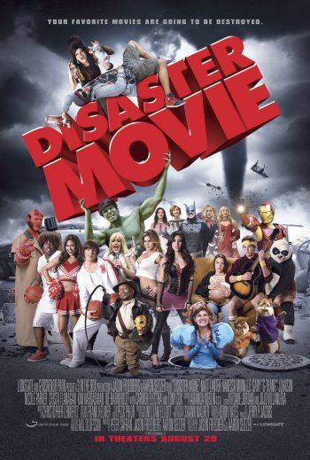 Final Disaster Movie Poster