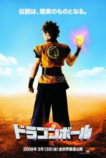 Japanese Dragonball Poster