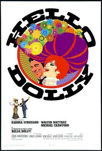 Hello, Dolly Poster