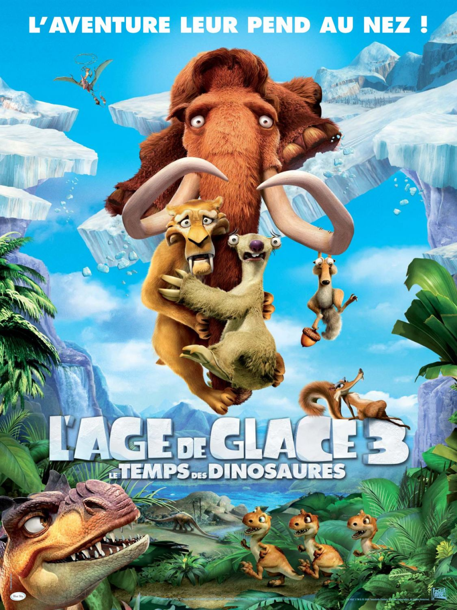 ice age red horn - photo #36
